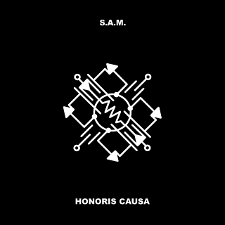 UMPAKO-132: S.A.M. / Honoris causa (Experimental, Power noise, Rhythmic noise)