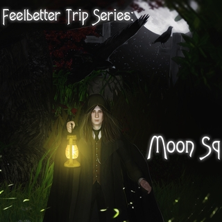 UMPAKO-133: ELIAS ADAMS / Feelbetter Trip Series: Moon Sq (Electronic, Experimental, Feelbetter, Ambient)